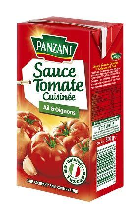 mini cuisines sauce tomate panzani sauce pour pates