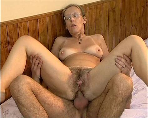 Hairy Mature Pussy — Aged Granny Porn