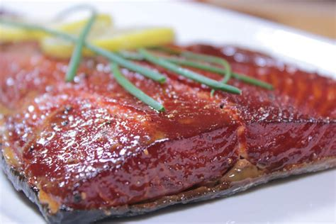 smoked salmon maple glazed smoked salmon smoking meat newsletter