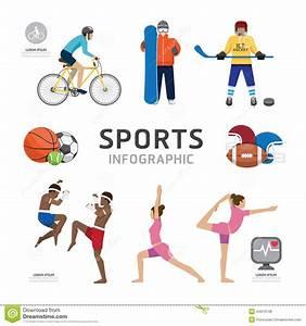 sports infographics templates professional high With sports infographics templates