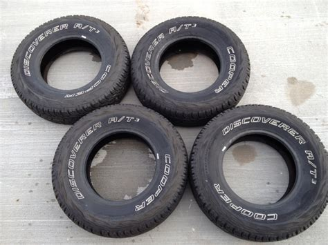 Boat Trailer Tires White Letter by Cooper Discoverer At3 235 75 15 Tires Nex Tech Classifieds