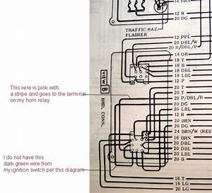 66 Nova Ignition Switch Wiring Diagram