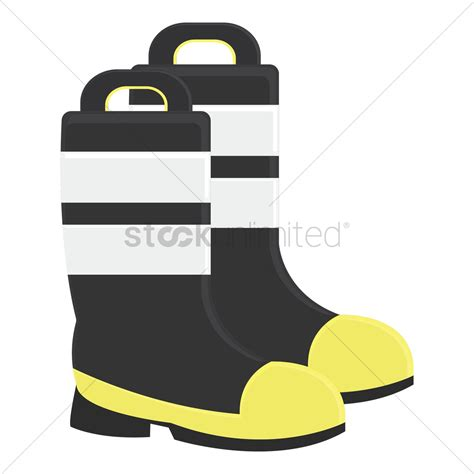 fireman boots clipart black and white firefighter boots clipart clipartuse