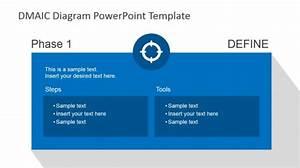 Dmaic Define Slide Design For Powerpoint