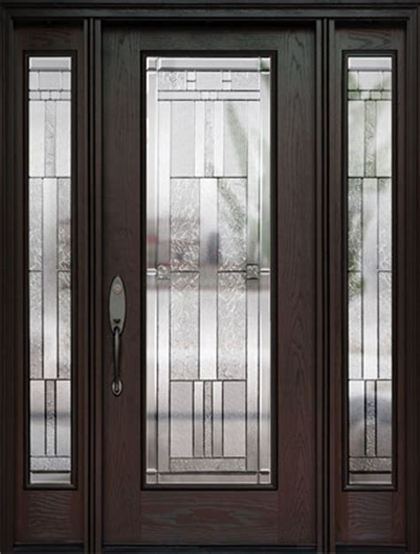 entry door  glass insert northview windows  doors