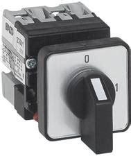 umschalter 4 polig umschalter o nullstellung 4 polig baco a028 voelkner direkt g 252 nstiger
