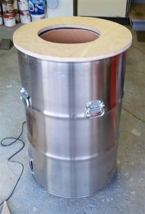 Homemade Tandoor Oven