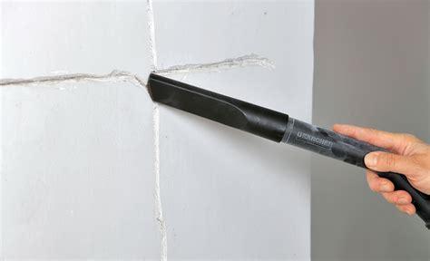 Risse In Der Wand Beseitigen by Risse In Wand Reparieren Risse In Der Wand Beseitigen