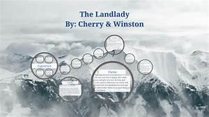 U0026quot The Landlady U0026quot  Plot Diagram Template By Winston Qiu