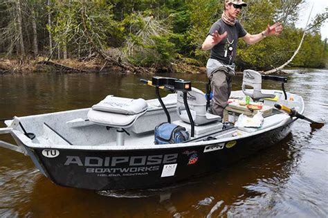 Skiff Vs Canoe by How To Choose A Drift Boat Part Ii Adipose Skiff