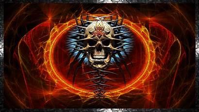 Head Totenkopf Death Desktop Wallpapers Hintergrundbilder Skull
