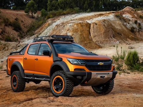 Chevrolet Colorado Xtreme 2017 Recibir Un Facelift