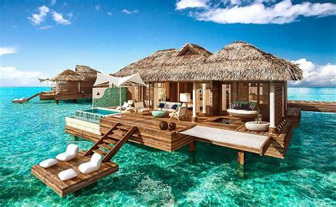 chambre sur pilotis maldives la jamaïque sur pilotis un petit coin de paradis easyvoyage