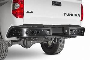 Shop 2014 Toyota Tundra Venom Rear Bumpers At Add Offroad