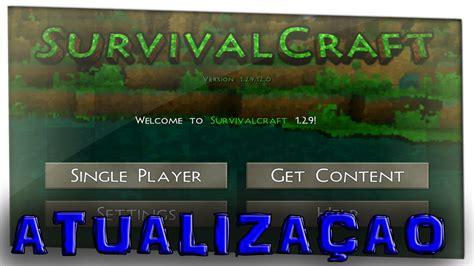baixar gratis de atualização de survivalcraft demo