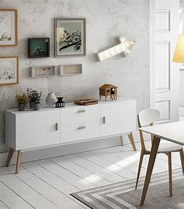 carrelage cuisine noir et blanc With idee deco cuisine avec salle À manger contemporaine complà te