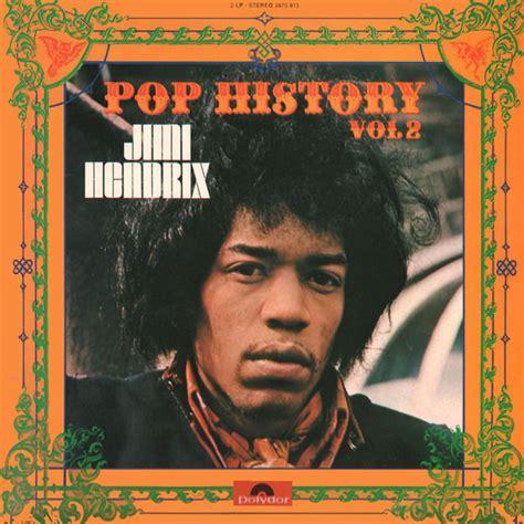 Jimi Hendrix  Pop History Vol 2 (vinyl, Lp) At Discogs