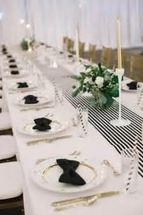 deco mariage blanc inspiration mariage de printemps en noir et blanc cocon de décoration le