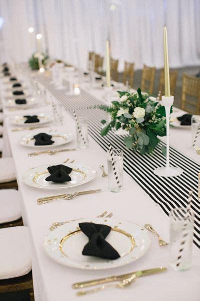 deco mariage noir et blanc inspiration mariage de printemps en noir et blanc cocon de d 233 coration le