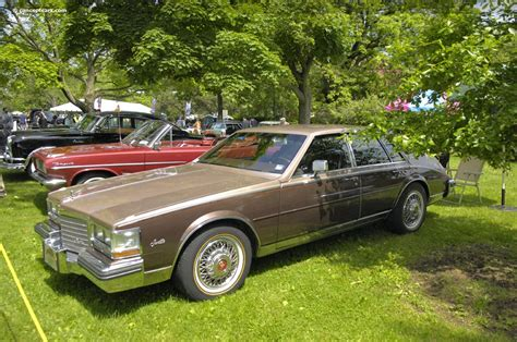 1984 Cadillac Seville History, Pictures, Value, Auction