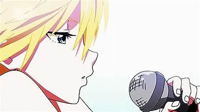 Panty Anime Job Singer