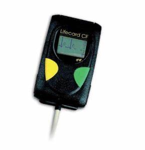 Lifecard CF Holter Monitor - CardiacMonitoring.com
