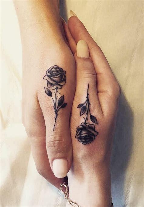 matching rose tattoo  jordan huchet rosetattooideas