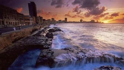 Bing Wallpapers Daily Cuba Havana Malecon Desktop