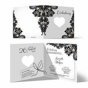 Sektgläser Schwarz Weiß : lasergeschnittene hochzeit einladungskarten rustikal schwarz wei ~ Watch28wear.com Haus und Dekorationen
