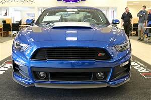 2017 Roush Ford Mustang Premium GT S3 Automatic 670hp Blue Lightning NEW for sale in Columbus ...