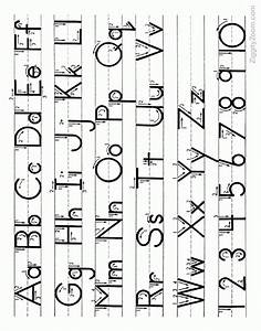 Alphabet tracing page 26 letters upper lower case for Letter writing case