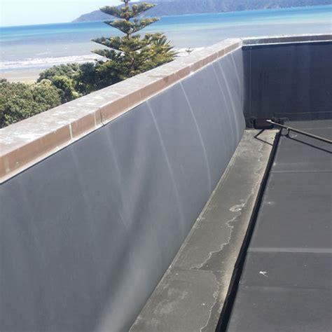 duraproof  top  signs   butynol roof