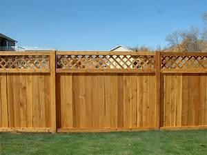 How to Build Building A Cedar Lattice Fence PDF Plans