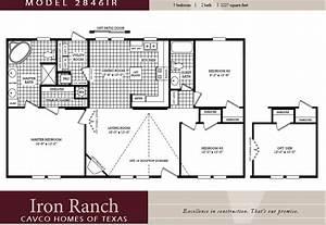3 Bedroom Modular Home Floor Plans