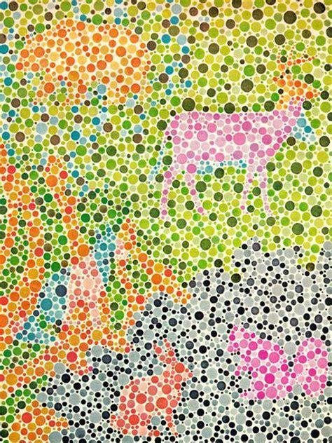 color blindness test colour blind test