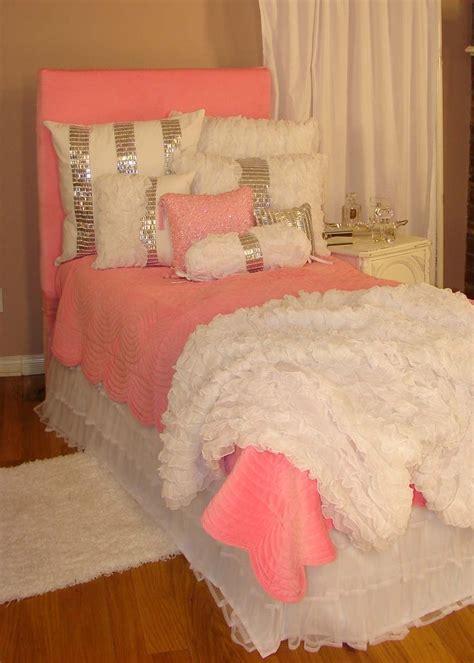 tween bedroom ideas tween teen bedding glitz pink bedding 17605