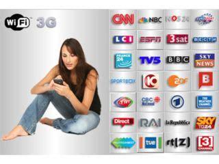 Watch 100 TV channels on a mobile | TechRadar