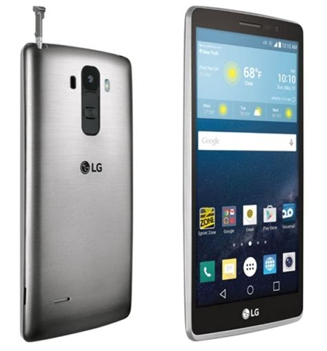 call sprint from phone lg g stylo ls770 5 7 hd ips display 8mp phone