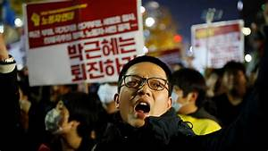 Thousands take to streets in S. Korea as corruption ...