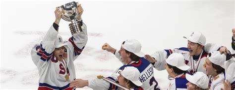 ASV hokejisti finālā uzvar Kanādu un triumfē pasaules ...