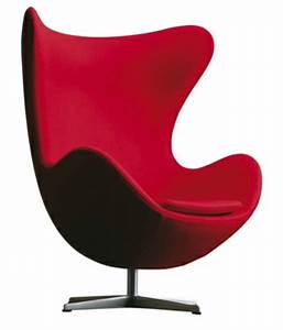 Chaise Scandinave Rouge : style et meuble scandinave 65 id es ~ Preciouscoupons.com Idées de Décoration