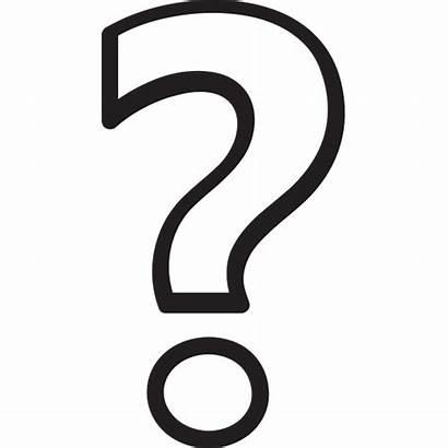 Question Mark Transparent Background Clipart Emoji Ornament