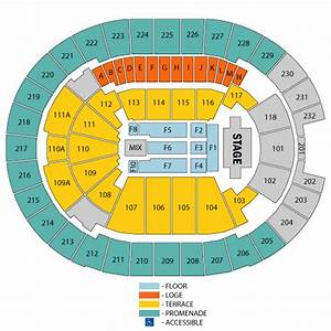 Amway Center Seating Chart Pictures