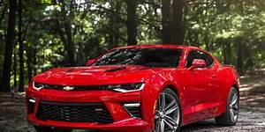 2016 Chevrolet Camaro Ss Automatic Test  U2013 Review  U2013 Car And