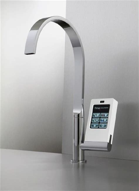 kitchen faucets with touch technology kitchen technology touch screen with icons faucet