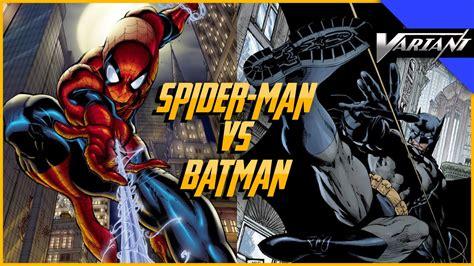 Batman, Spiderman And Superman