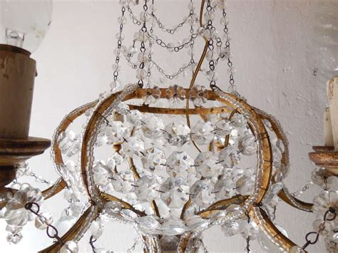 1920s hair styles tuscan basket chandelier at 1stdibs 6579
