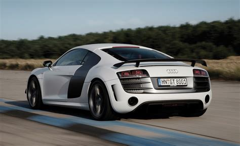 Audi Quattro Concept & Audi R8 Gt