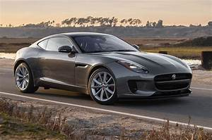 2018 Jaguar F-type Coupe Turbo-four First Test