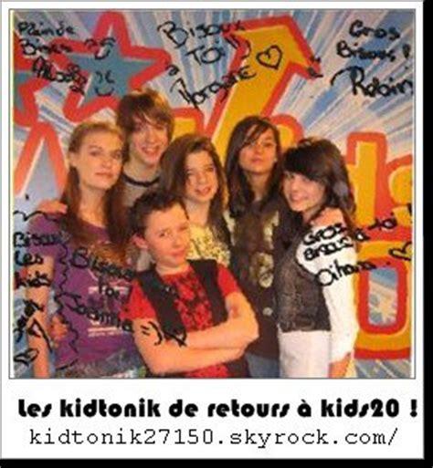 Les Kidtonik à Kids20  Bienvenu à Tous Sur Kidtonik2150